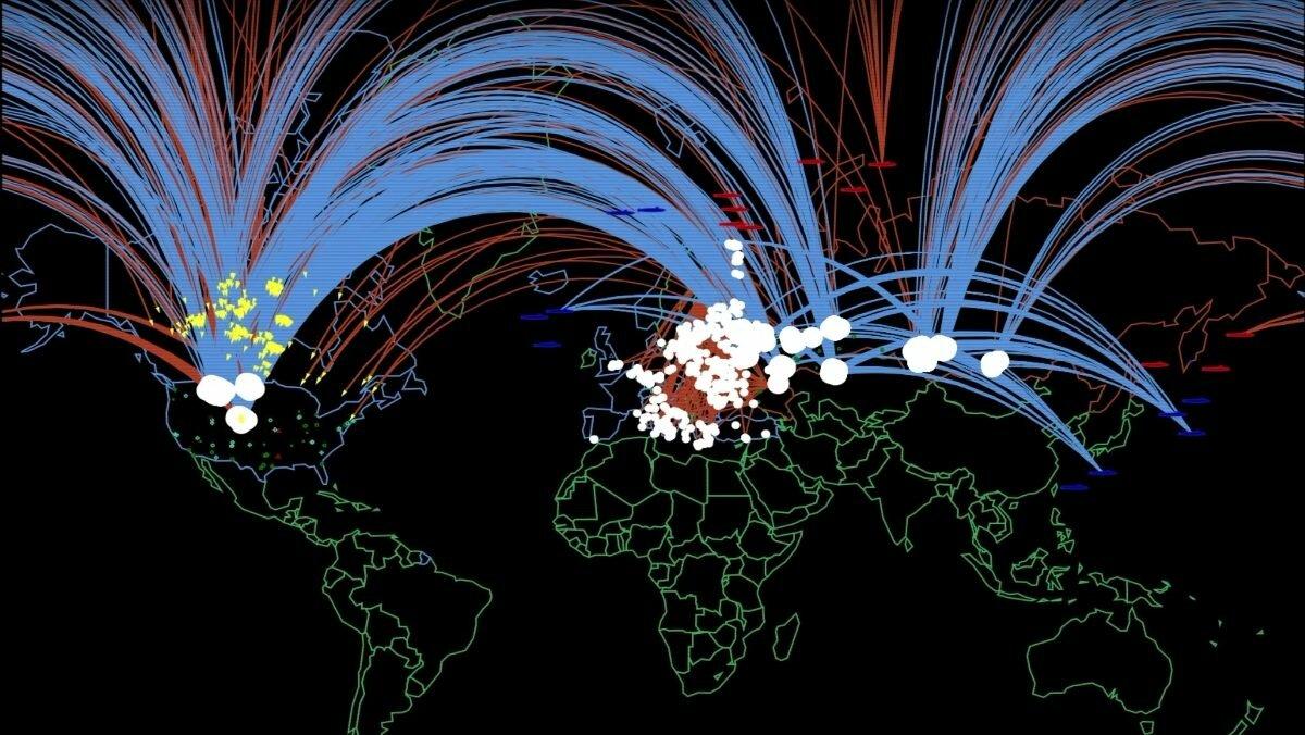 «PLAN A»: Ядерная война между Россией и США