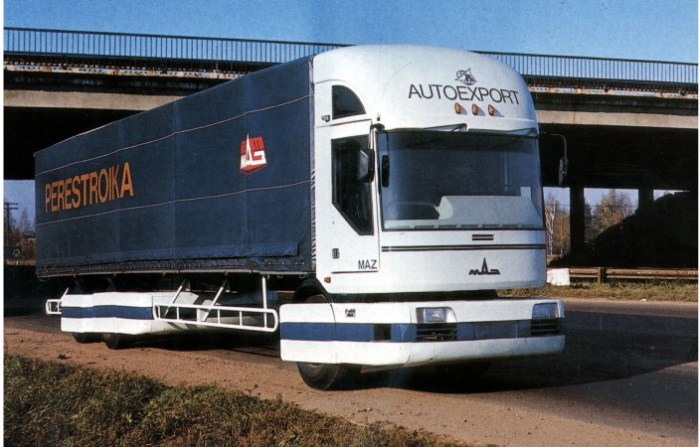 Десятка малоизвестных автомобилей советского автопрома