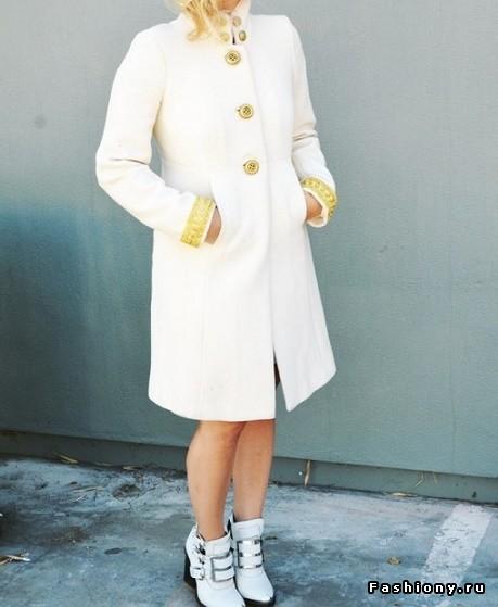 Идеи декора пальто