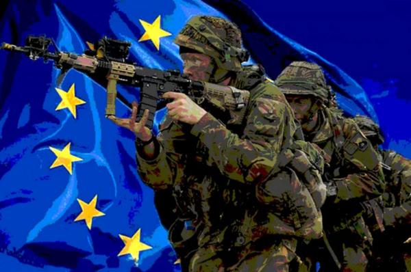 Я узнал причину, благодаря которой, европейские дяди и тети резко забыли, о создании собственной армии
