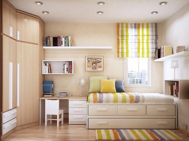 Табу для маленькой квартиры