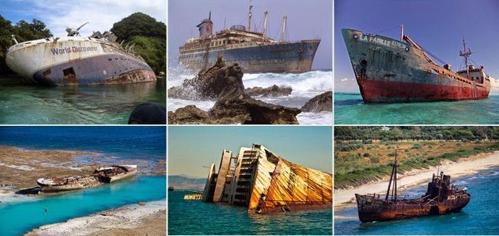 Знаменитые затонувшие корабли, на которых до сих пор можно побывать