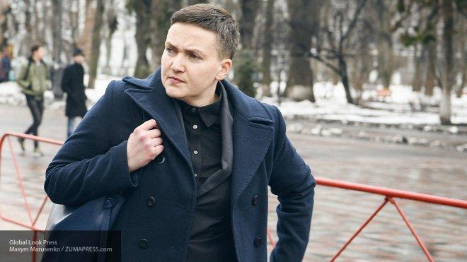 Хаос и террор: Луценко утверждает, что Савченко предлагала ВСУ свернуть власть