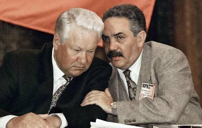 На самом деле в СССР, при Горбачёве свободы на ТВ было больше