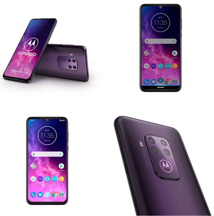Motorola One Zoom не будет относиться к программе Android One новости,смартфон,статья