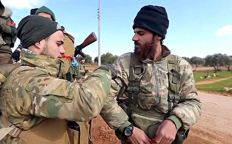 Турция готова задействовать сирийских боевиков в войне Баку с Ереваном Новости