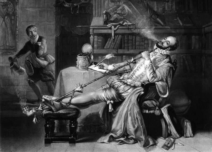 «Пердеж Дьявола»: как человечество училось курить табак интересные люди,история,увлечения,факты,шок