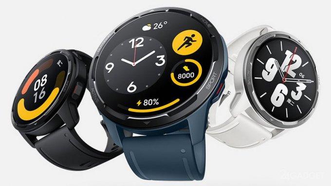 Умные часы Watch Color 2 от Xiaomi