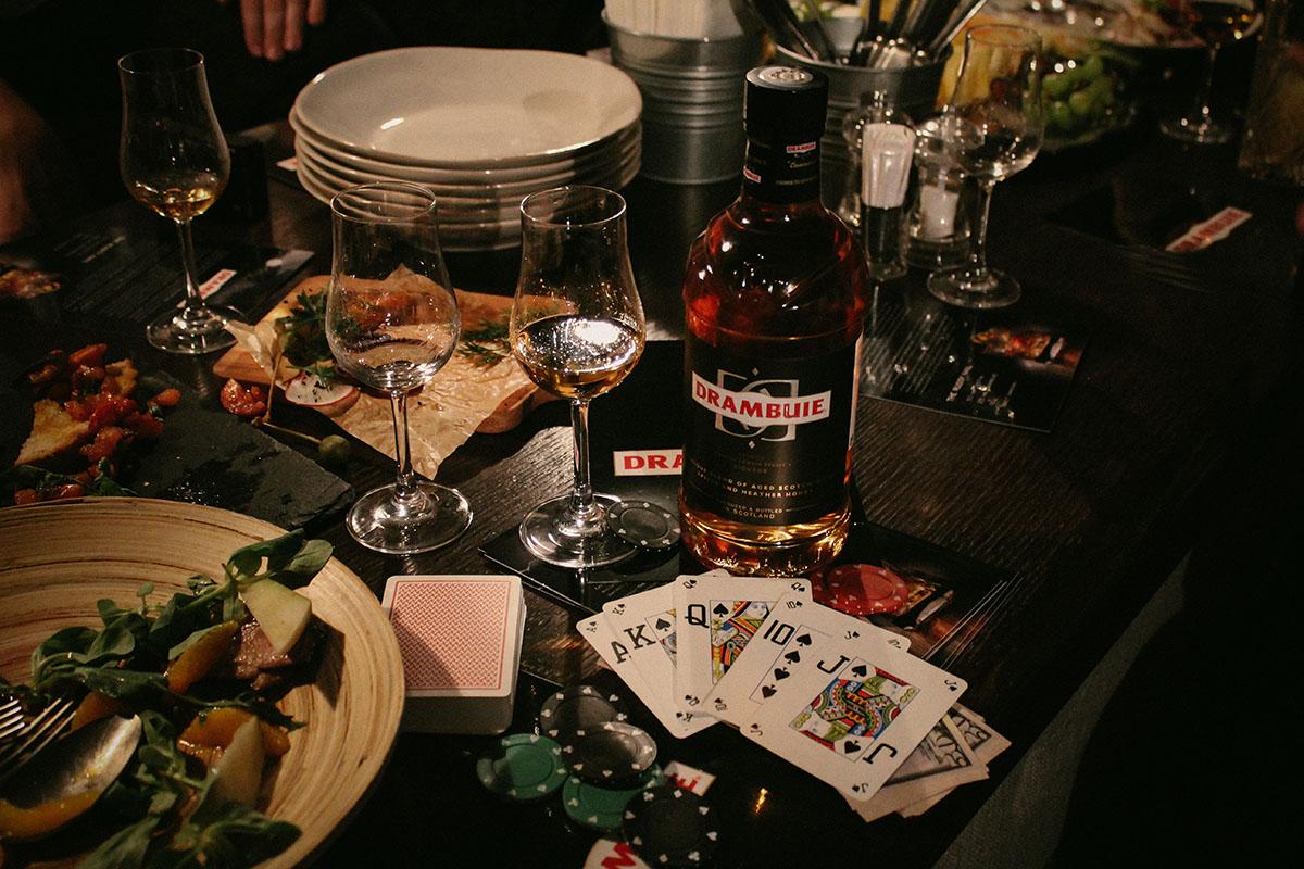 Первый шотландский ликер на основе виски