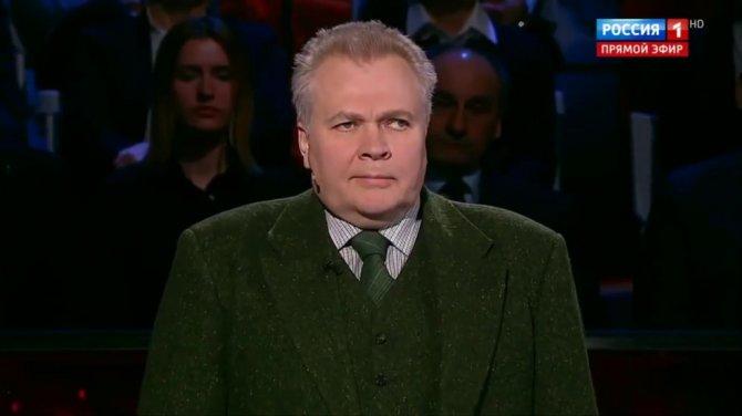 Олег Лурье: Тайна «политолог…
