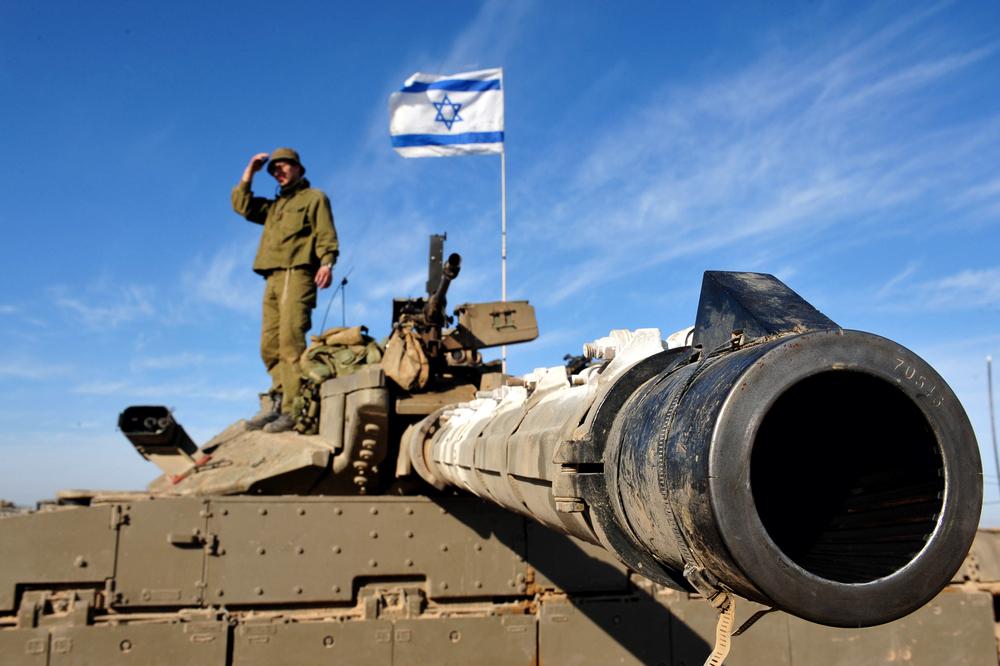 Голанский «подарок» Израилю от США: Почему для Трампа так важен еврейский вопрос точки