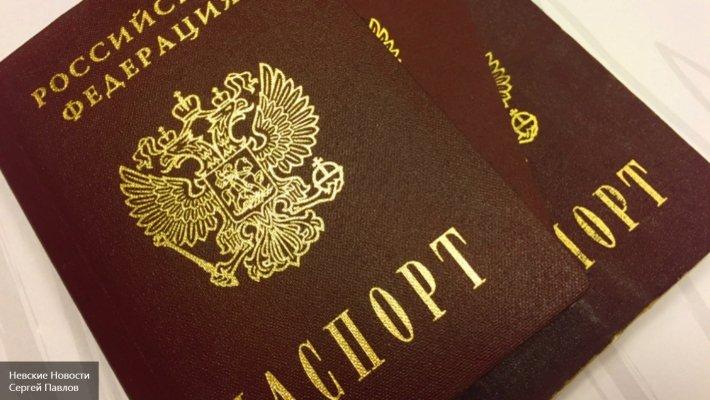 Жителям Донбасса выдадут российские паспорта новости,события