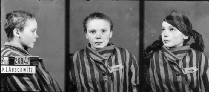 Эта фотография Чеславы облетела весь мир, но немногие знают ее автора.