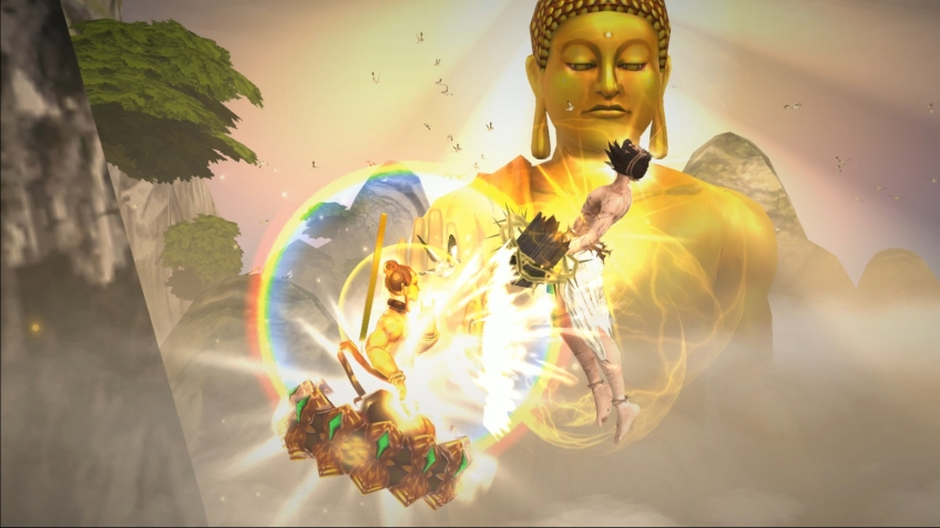 Fight of Gods теперь забанена и в Таиланде