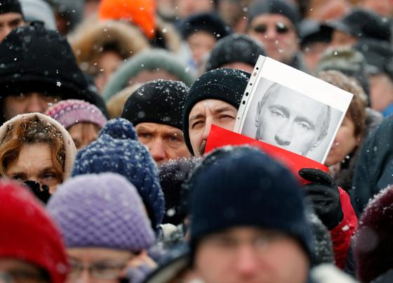 Переизбрание Путина не остан…