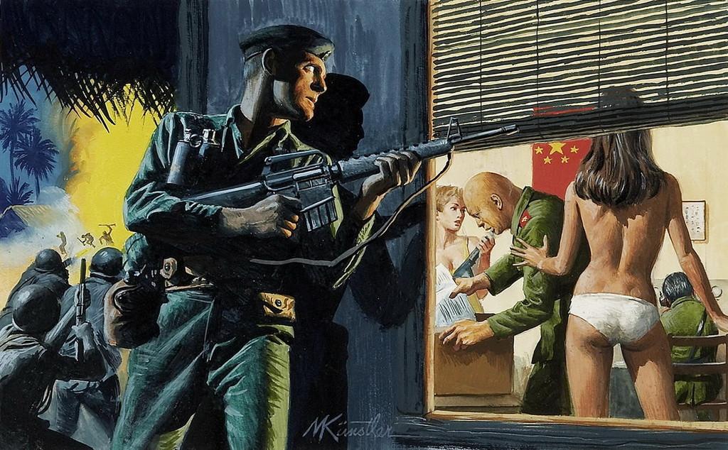 Как используют проституток в борьбе со спецагентами?!