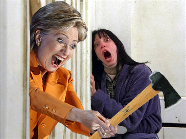 More of Hillary's Dirty Tricks