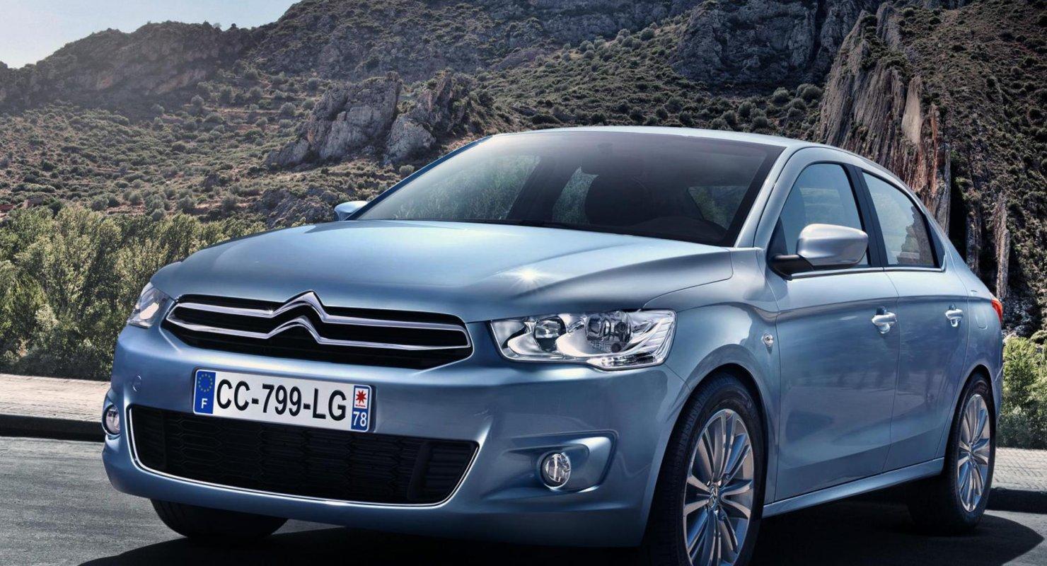 Citroen C-Elysee: удовольствие от вождения день за днем Автомобили