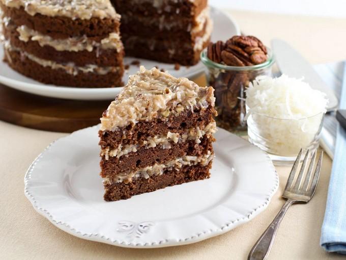 Шоколадный торт «Фантастика»