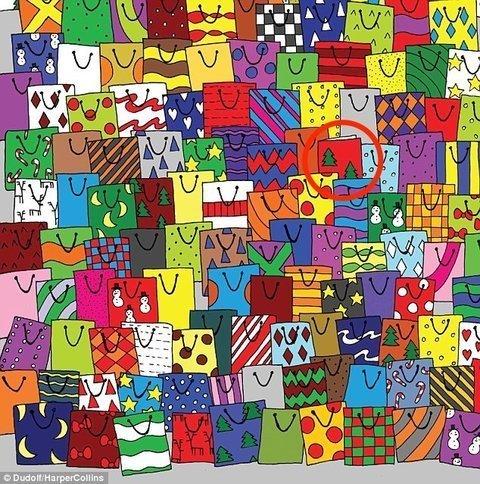 А вот и решение: головоломки, задача, иллюзия, интернет, прикол