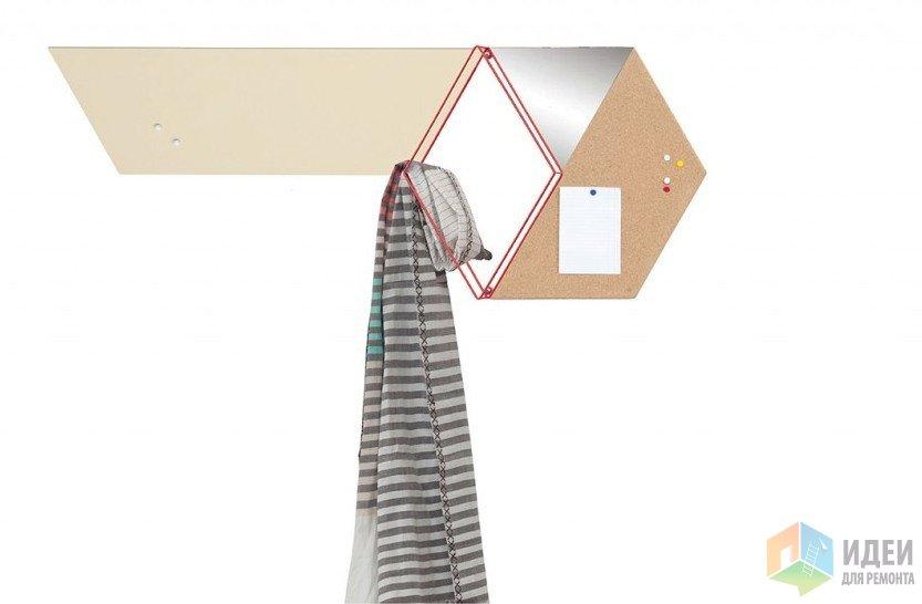 Вариации на тему модульного панно: практичный декор