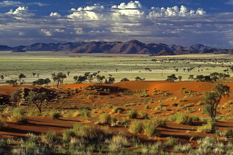 Намибия география, интересное, первооткрыватели, планета земля