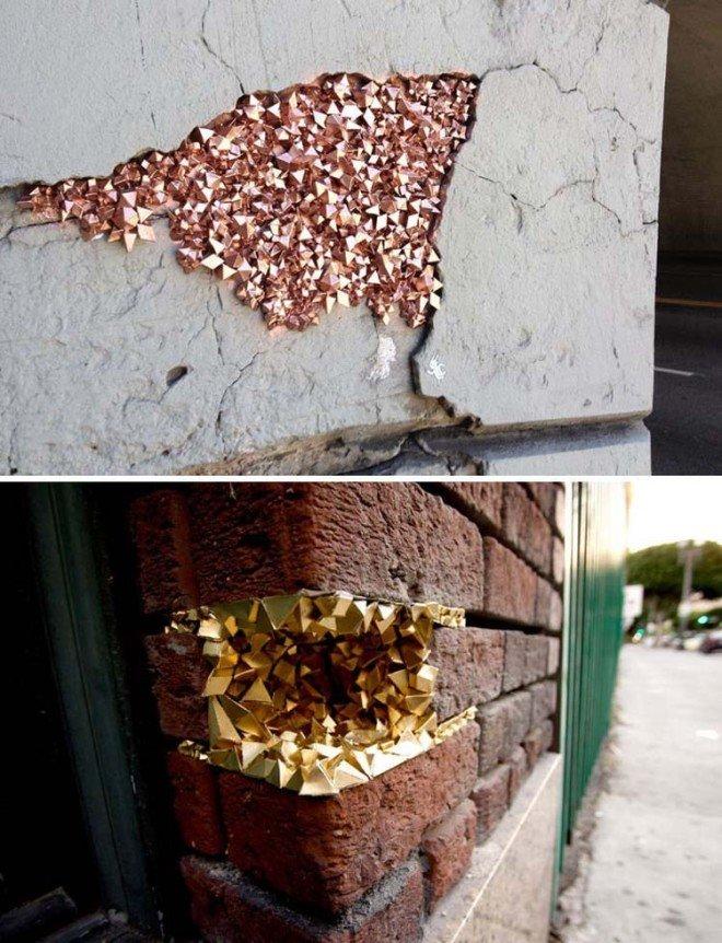 Эти фото показывают каким образом исправляют недостатки творческие люди мастерство,новая жизнь старых вещей,творчество
