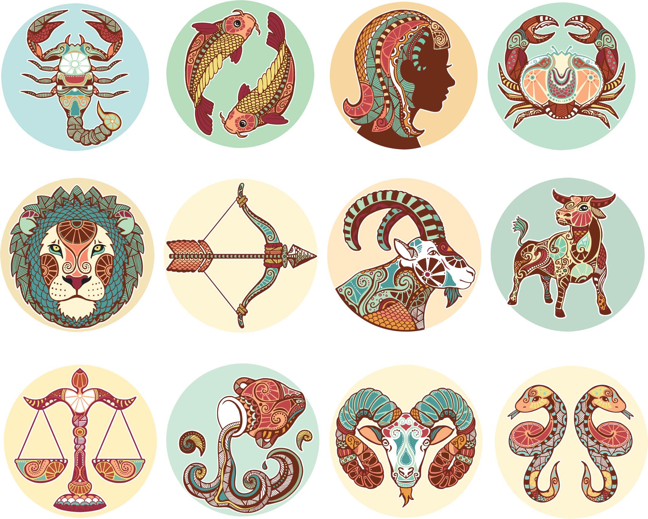 поселке красивые картинки с знаками зодиаков более изящного