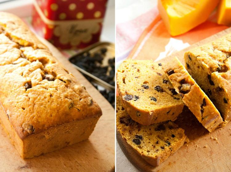 Кексы из тыквы - простейший рецепт волшебной выпечки!