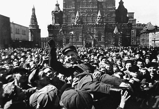 День Победы: 9 мая 1945 года
