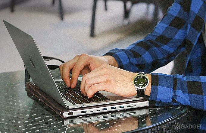 Самый полезный чехол для ноутбуков Macbook Pro