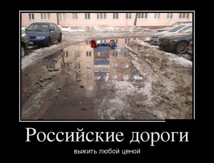 Смешные картинки про дороги