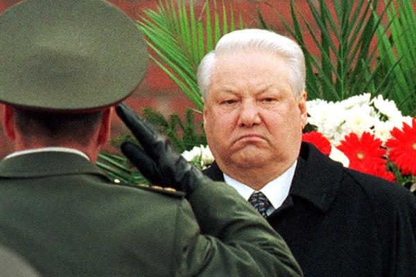 Второй, понимаешь Почему Ельцин не хотел переизбираться в 1996 году