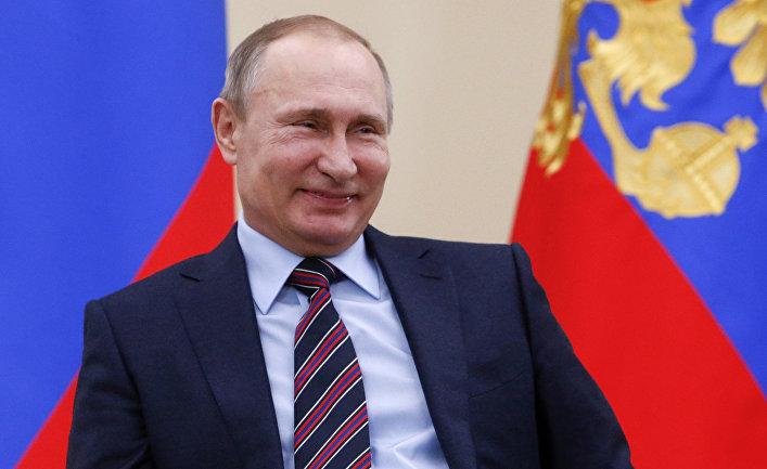Хотели нагадить злому Путину, но обломались...