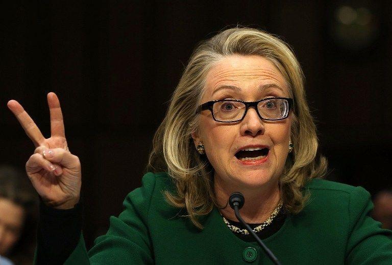 Хиллари Клинтон угрожает Владимиру Путину