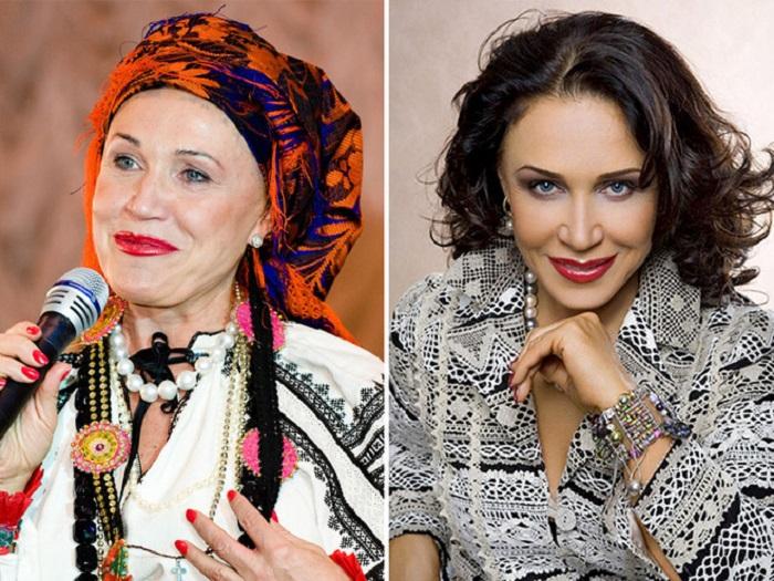 Отличный пример для зрелых женщин - Надежда Бабкина на фото без макияжа