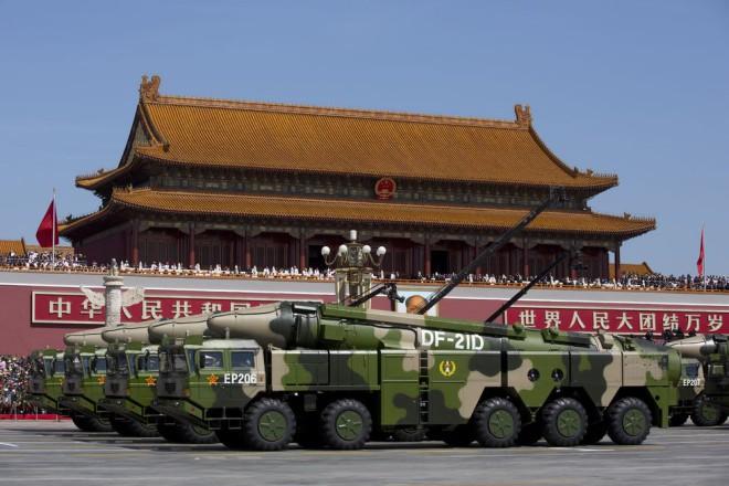 Россия и Китай научатся сбивать спутники уже в ближайшие годы