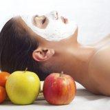 Домашние маски для лица из яблок