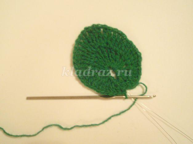 фиалки крючком крючок вязание фиалок