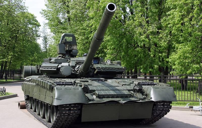 Т-80БВМ. Старый танк с новыми возможностями