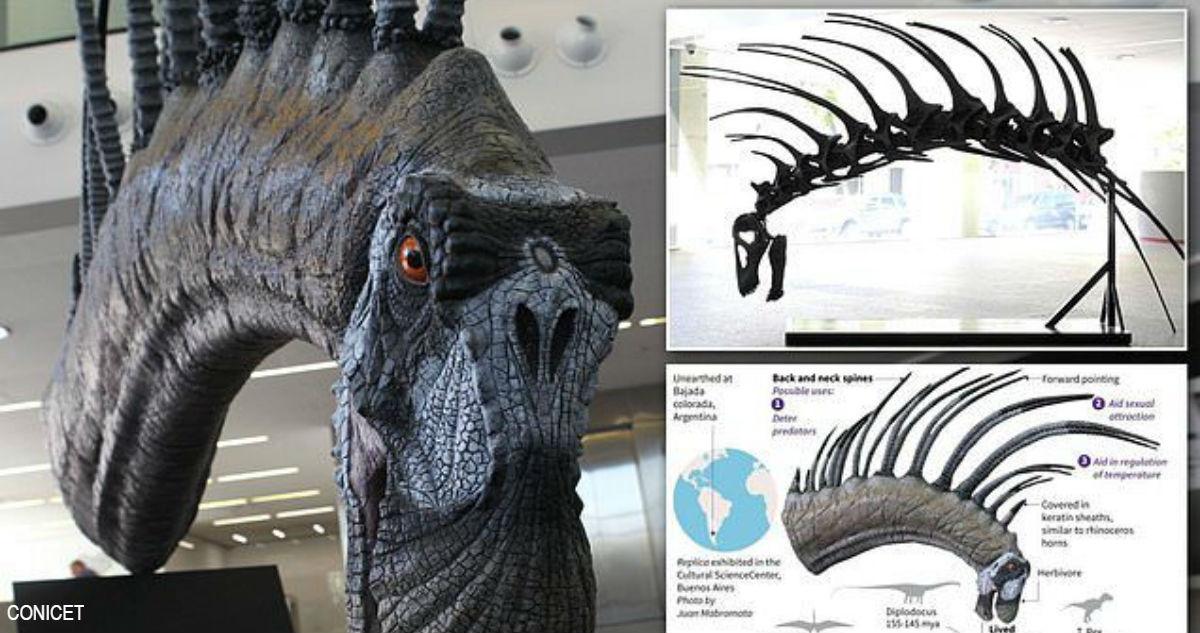 Археологи нашли абсолютно новый вид динозавра. Выглядит жутко и странно
