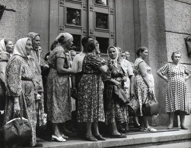 Какой была советская мода: подборка уникальных фото