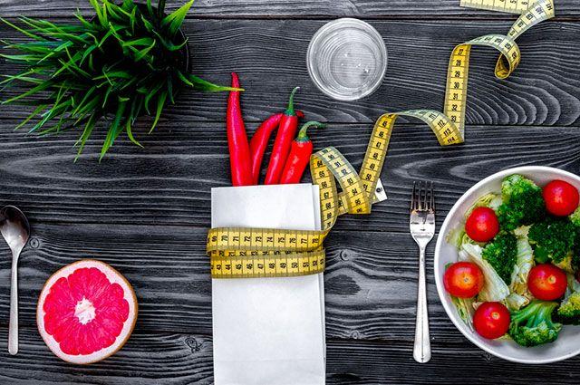 Похудеть за год. Календарь питания и тренировок