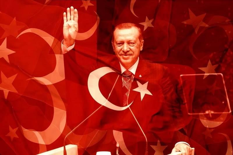 Турция занимает все более антироссийскую позицию