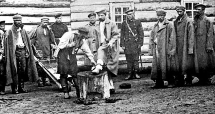 Как жилось арестантам в царских тюрьмах?