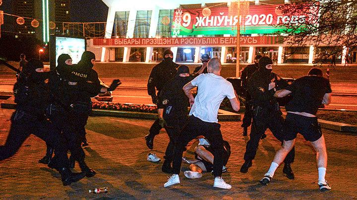 Выходили белорусы на гражданскую войну геополитика