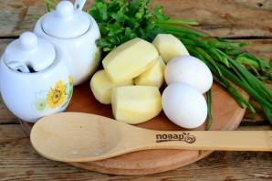 Скоростная картошечка - фото шаг 1