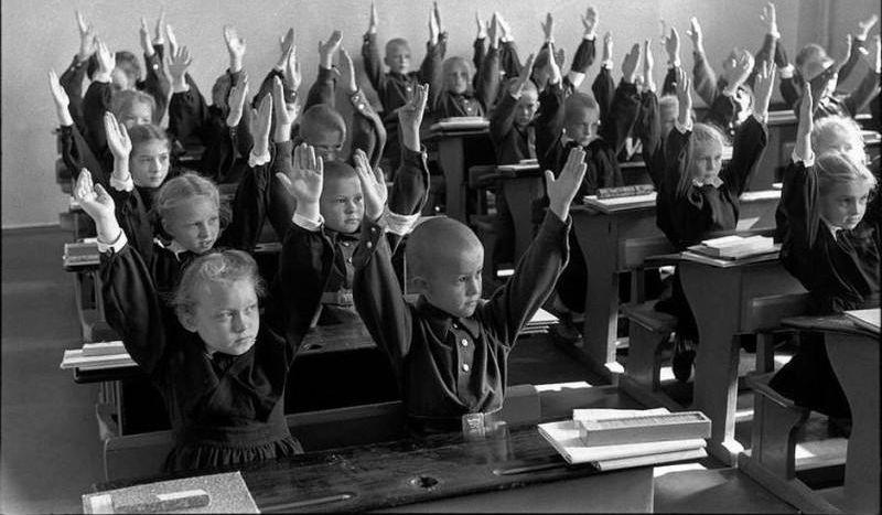 25 кадров Анри Картье-Брессона о советской жизни в 1954 году