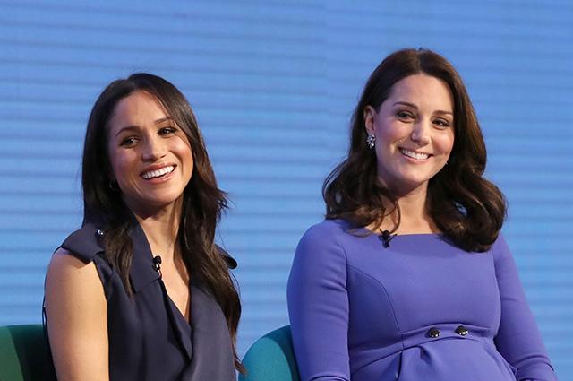 Подарок от Кейт и Уильяма и поздравления от Елизаветы II: как в королевской семье отреагировали на рождение дочери Меган и Гарри