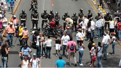 Николас Мадуро усмирит оппоз…